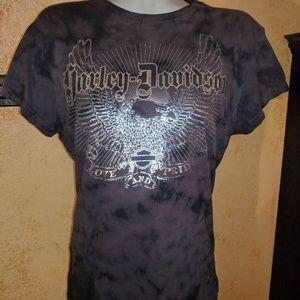 Harley Davidson graphic t shirt, XL
